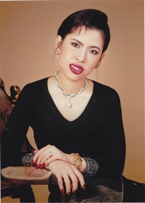 Ihre königliche Hoheit Prinzessin Chulabhorn. (Foto mit freundlicher Genehmigung des Büros des königlichen Haushalts)